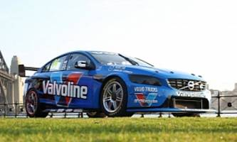 2014 Volvo S60 for V8 Supercars Unveiled [Photo Gallery]
